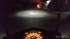 cahaya lampu Led utama